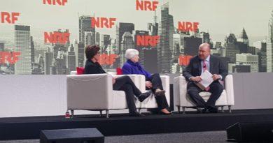 Visita guiada de empresários é destaque no segundo dia da NRF 2019