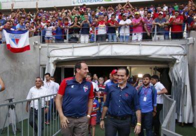 Rogério Ceni, antes de ser técnico seus confrontos contra clubes cearenses