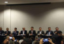 """Centrão"" oficializa apoio a Alckmin"