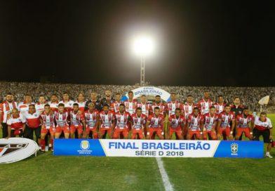 Ferroviário campeão brasileiro da Série D 2018