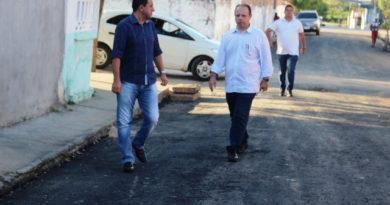 Despedida das férias movimenta   distritos em São Gonçalo do Amarante