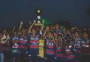 Fortaleza Esporte Clube, campeão cearense na categoria Sub-13 do  Campeonato Cearense 2018