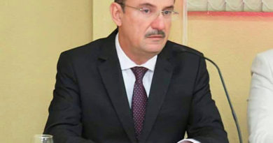 prefeito jaguaretama O prefeito Glairton