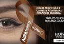 Abril Marrom alerta para os cuidados com a saúde ocular para prevenir a cegueira