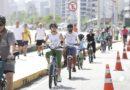 Prefeitura realiza edição especial da Ciclofaixa de Lazer em comemoração ao aniversário de Fortaleza