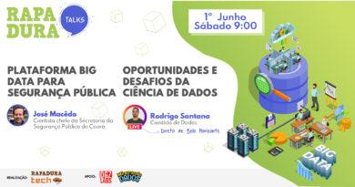 rapadura talks evento